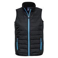 Biz Collection Mens Stealth Tech Vest