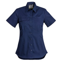 Syzmik Womens Lightwight Tradie Shirt
