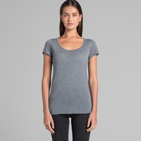 AS COLOUR Womens Note Tee
