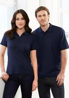 BIZ COLLECTION Mens Base Polo