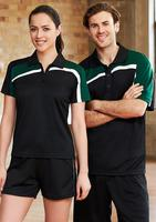 BIZ COLLECTION Mens Velocity Polo