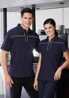BIZ COLLECTION Mens Civic Polo