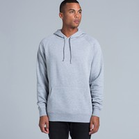 AS COLOUR Mens Chalk Hoodie