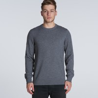 AS Colour Mens Simple Knit
