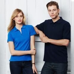 BIZ COLLECTION Mens Oceana Polo Thumbnail