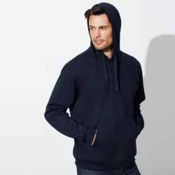 BIZ COLLECTION Mens Crew Pullover Hoodie Thumbnail