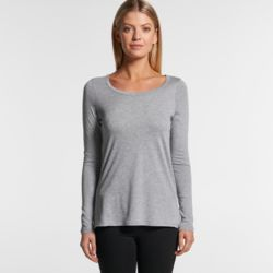 AS COLOUR Womens Stella L/S Tee Thumbnail