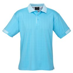 BIZ COLLECTION Mens Noosa Self Check Polo Thumbnail