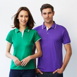 BIZ COLLECTION Mens Miami Polo Thumbnail