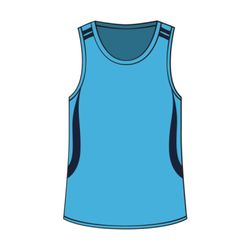 BIZ COLLECTION Mens Flash Singlet Thumbnail