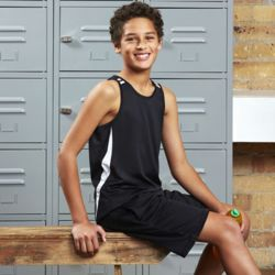 BIZ COLLECTION Kids Flash Singlet Thumbnail