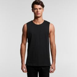 AS COLOUR Mens Barnard Tank Tee Thumbnail
