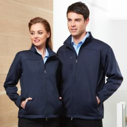 BIZ COLLECTION Mens Soft Shell Jacket Thumbnail
