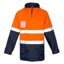 SYZMIK Mens Ultralite Waterproof Jacket Thumbnail