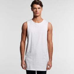 AS COLOUR Mens Tall Barnard Tank Thumbnail