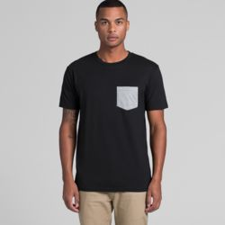 Mens Staple Pocket Tee Thumbnail