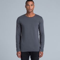 AS COLOUR Mens Ink L/S Tee Thumbnail