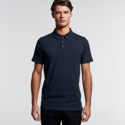 AS COLOUR Mens Chad Polo Thumbnail