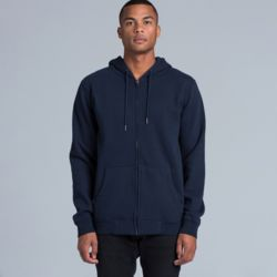AS COLOUR Mens Index Zip Hood Thumbnail
