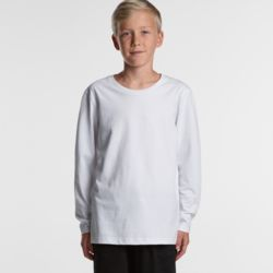 Youth Long Sleeve Tee Thumbnail