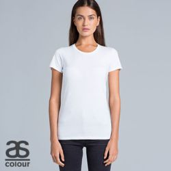 Special AS COLOUR Womens Wafer Tee Thumbnail