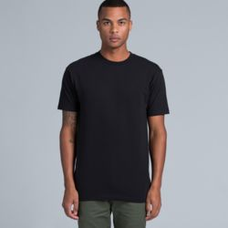 100+ AS COLOUR Mens Block Tee Thumbnail