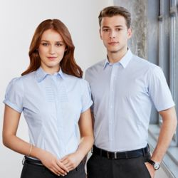 BIZ COLLECTION Mens Berlin Short Sleeve Shirt Thumbnail