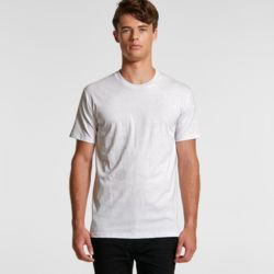 AS COLOUR Mens Staple Marle Tee Thumbnail