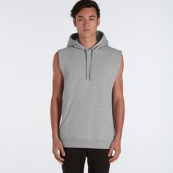 AS COLOUR Mens Stencil Vest Hood  Thumbnail