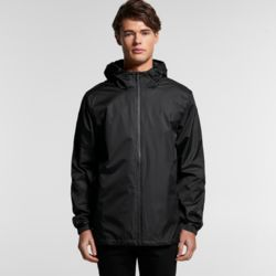 AS COLOUR Mens Section Zip Jacket Thumbnail