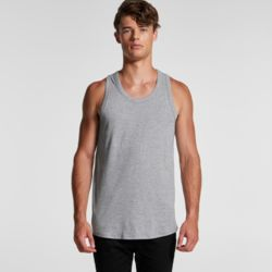 AS COLOUR Mens Authentic Singlet Thumbnail