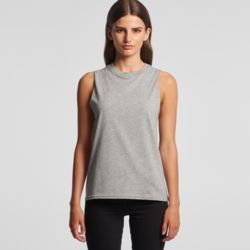 AS COLOUR Womens Brooklyn Tank Thumbnail