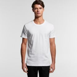 AS COLOUR  Mens Staple Organic Tee Thumbnail