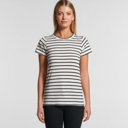 AS COLOUR Womens Thread Tee Thumbnail
