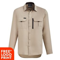 Mens Outdoor L/S Shirt Thumbnail