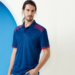 BIZ COLLECTION Mens Galaxy Polo Thumbnail