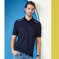 BIZ COLLECTION Mens Sonar Polo Thumbnail