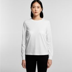 Womens Dice Long Sleeve Tee Thumbnail