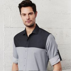 Mens Havana Long Sleeve Shirt Thumbnail