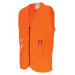 Daytime Side Panel Safety Vests  Thumbnail