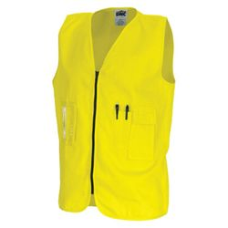 Daytime Cotton Safety Vests Thumbnail